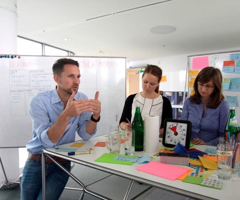 Wie funktioniert Design Thinking?