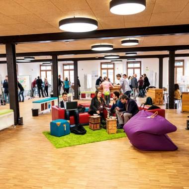 Design Thinking: Arbeitsplätze als Ideen-Spielplätze