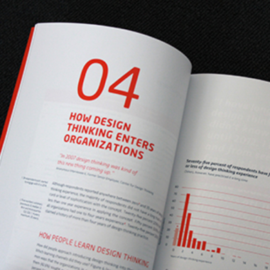Erste Design Thinking Studie des Hasso-Plattner-Instituts © HPI, 2015