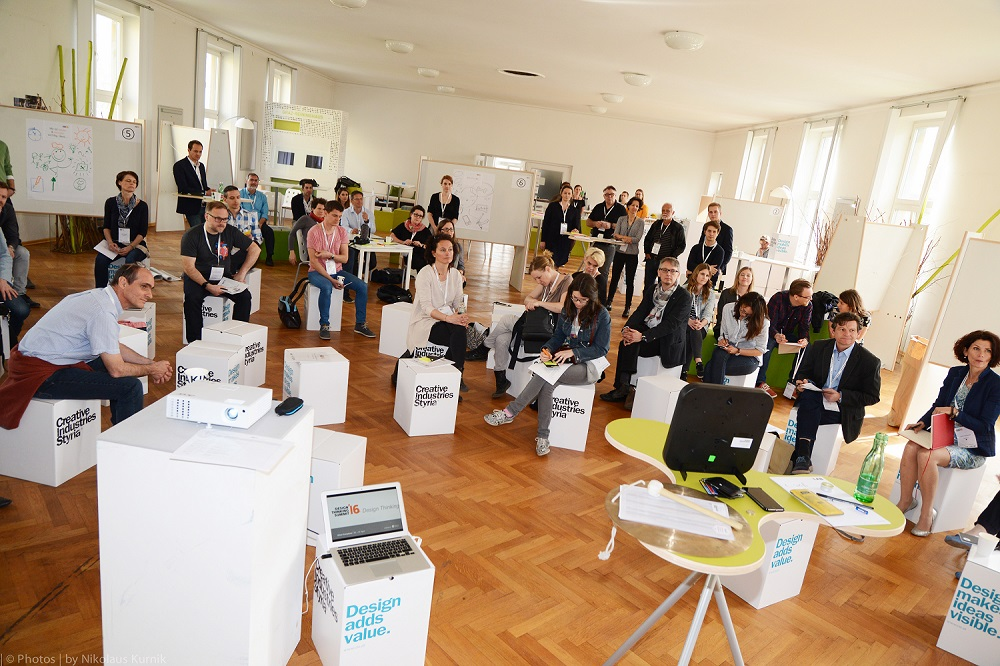 Experiemtierfreudig im Co-Innovation HUB