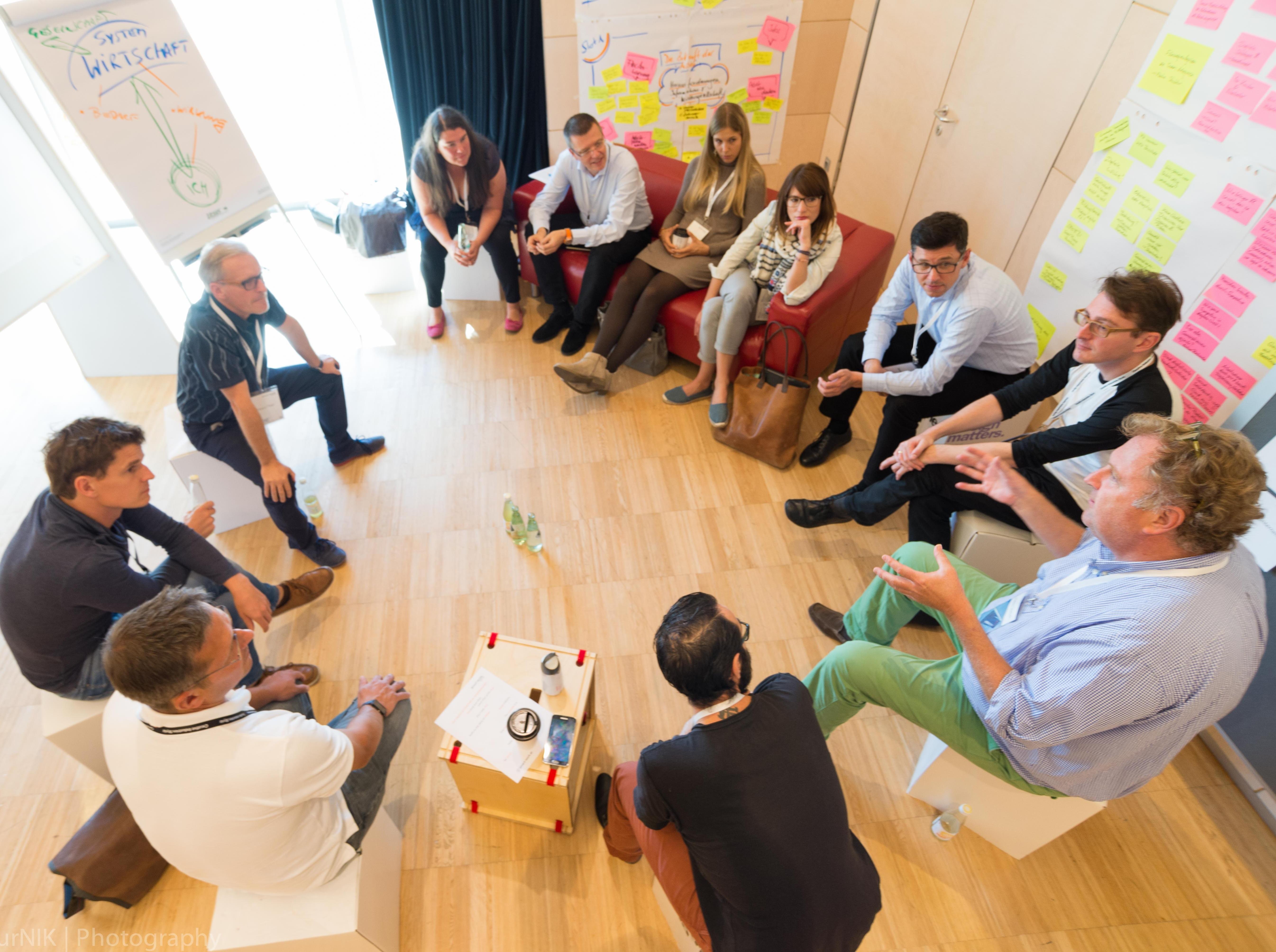 Teambuilding: Der Kunde kommt und führt Regie