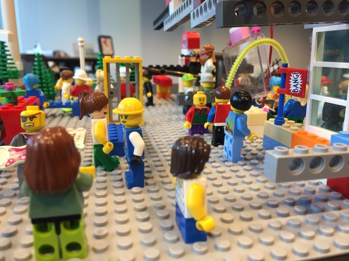 Lego@Work: Auf was es bei der Arbeit mit Lego ankommt