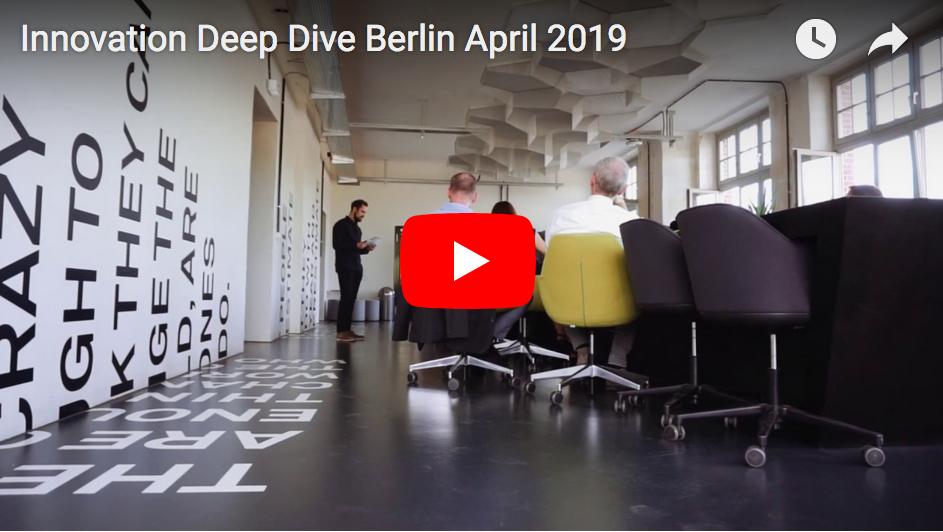 Innovation Deep Dive Berlin