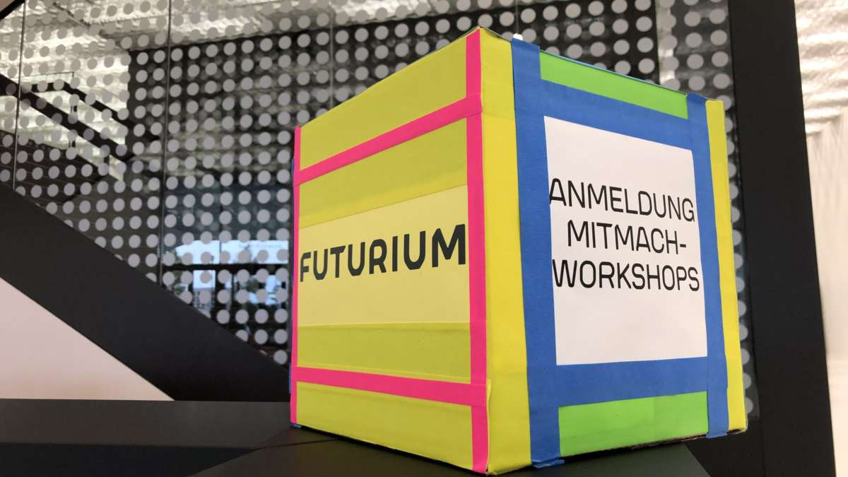 Futurium: Was bietet die Zukunft?